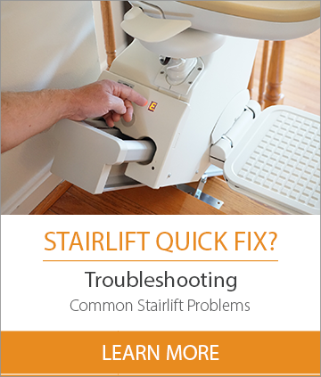 Stair lift repair troubleshooting most common problems