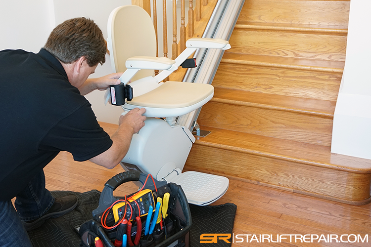 The stairlift repair company