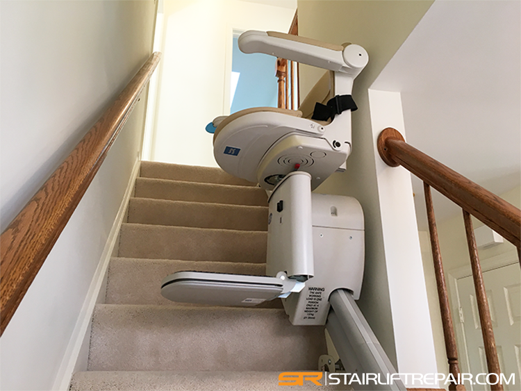 Sterling Handicare 1000 stairlift service